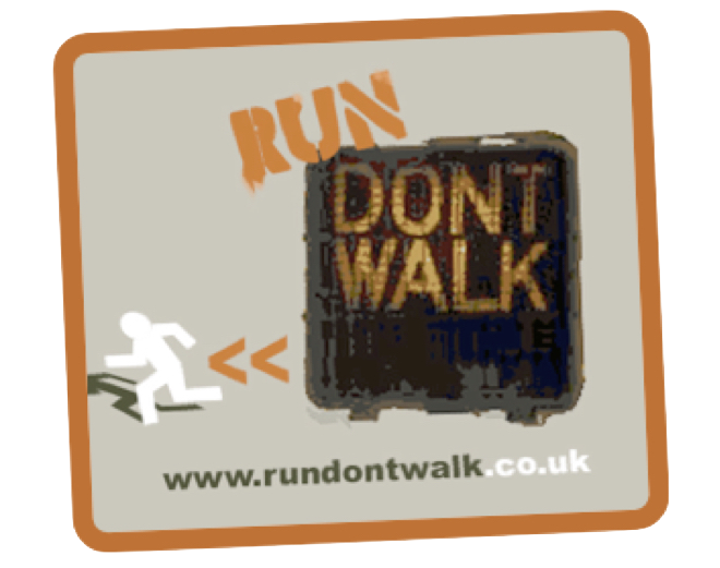 Run Don't Walk – Primary Computing